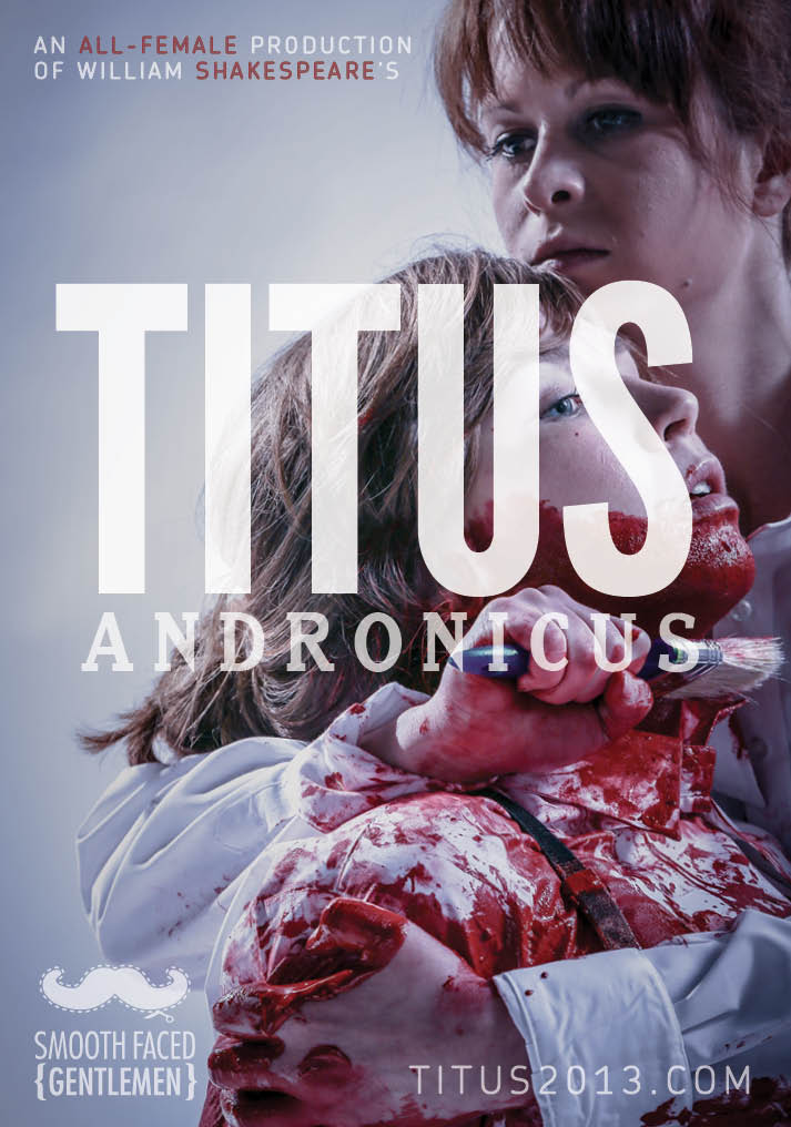 Titus Andronicus by William Shakespeare: an all-female production | from Smooth Faced Gentlemen (photo: Ashlea Kaye and Leila Sykes, by Brother Brother)