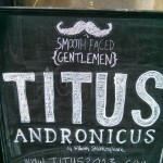 Titus Andronicus at Buxton Fringe