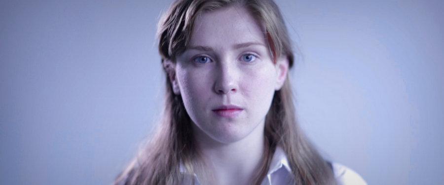 Titus Trailer shoot - Leila as Lavinia