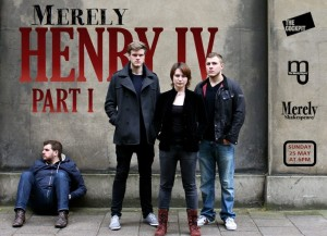 The Merely Players - Henry IV