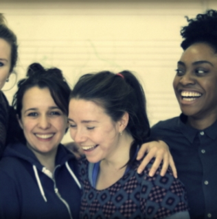 Meet the new cast of TITUS ANDRONICUS!