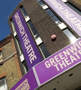 Announcing our new partnership with Greenwich Theatre