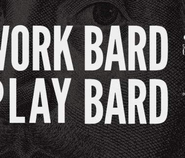 Work Bard Play Bard – lineup