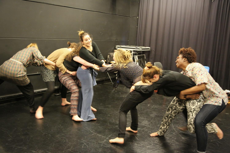 Titus Rehearsal Blog: Fran's Diary (week 1)